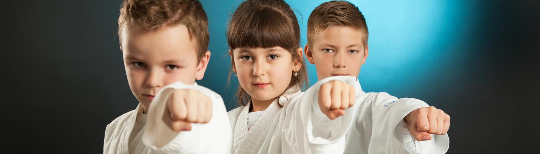 Kinder im Kampfsport - Kiel - Kampfsport - Selbstverteidigung - Kampfkunst - Kinder - Jugendliche