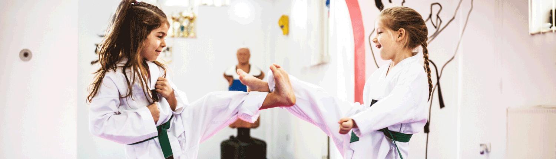 Kinder und Kampfsport passen gut zusammen - Selbstverteidigung - Kampfsport - Kampfkunst - Kinder & Jugendliche - Kiel