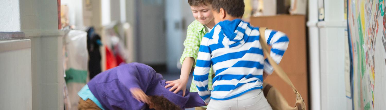 Mobbing in der Schule - Kinder - Jugendliche - Kampfsport - Selbstverteidigung - Kiel