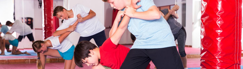 Rücksichtnahme - Kinder - Jugendliche - Kampfsport - Selbstverteidigung - Kiel